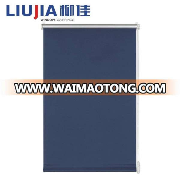 Manual Polyester Blackout Roller Blind Fabric,window blind
